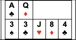 Example of One Pair